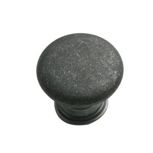 33mm Forge Knob (pewter)