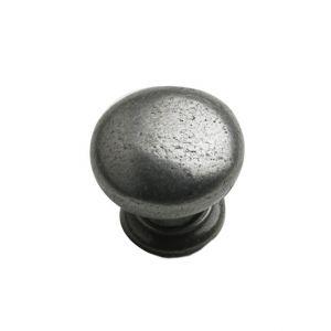 35mm Bordeaux Knob (cast iron)