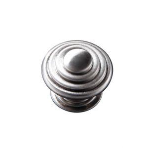35mm Stepped Knob (chrome)
