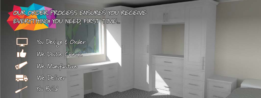 We help you achieve the bedroom you want