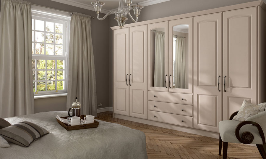 Bella Matt Cashmere Verona fitted Bedroom