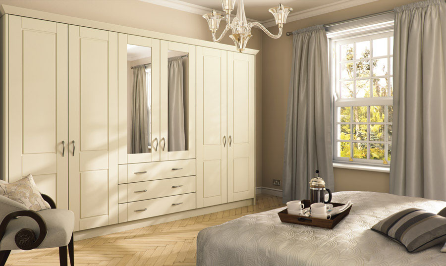 Bella Alabaster Surrey fitted Bedroom