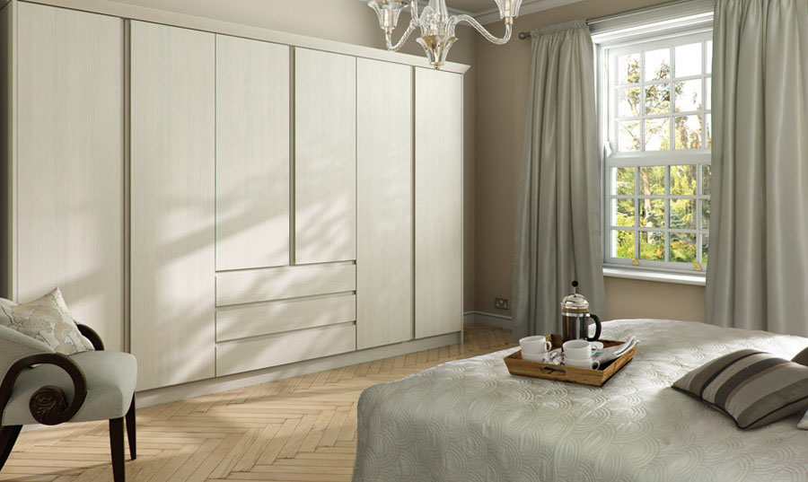 Bella Knebworth Avola Cream fitted Bedroom