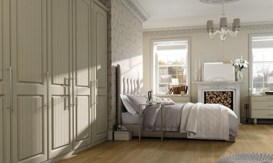 Bella Matt Dakkar Westbury fitted Bedroom