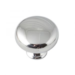 31mm Square Knob (stainless steel)