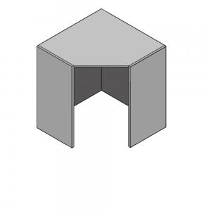 Corner Worktop Desk