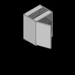 Single door Highline Cabinet