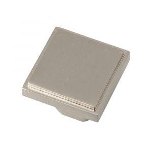 168mm Scalloped D Handle (matt black)