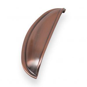 125mm Windsor Shell (brushed copper)
