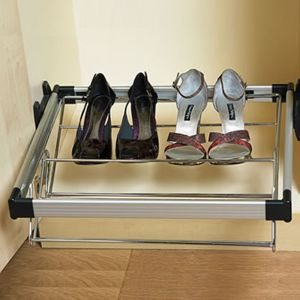 Pull Out Shoe Rack (600 mm)