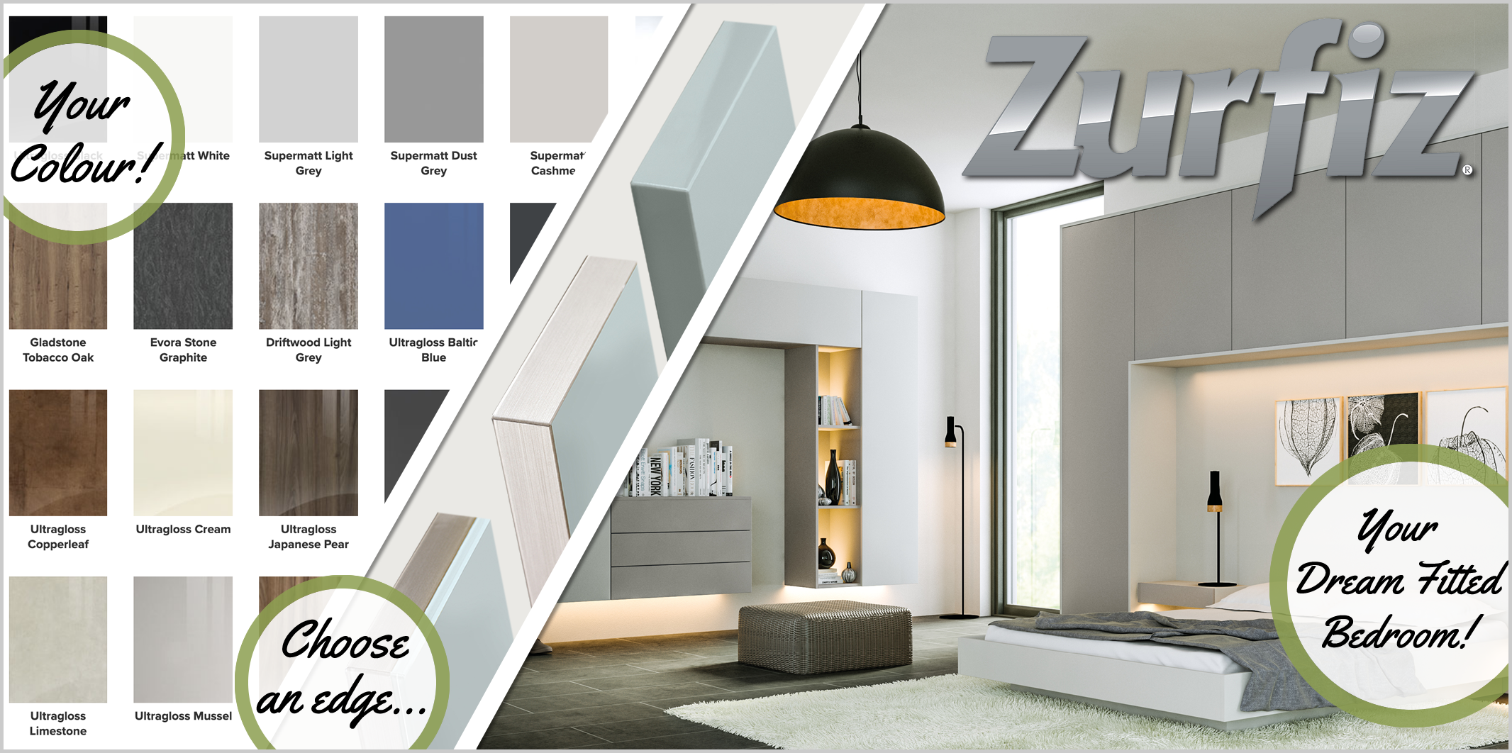 Zurfiz Fitted Bedroom Furniture